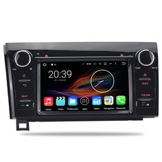 "7"" Android Autoradio Car Stereo Audio Head Unit Toyota Tundra Sequoia 2007 2008 2009 2010 2011 2012 2013 2014 2015"