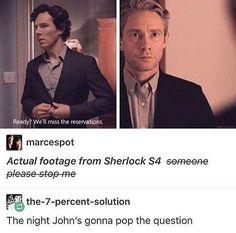 John is hot oh so hot, holy hell..