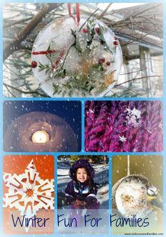 5 Winter Activities for Families