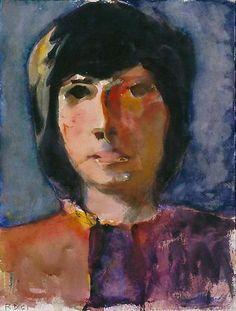 Image result for richard diebenkorn portraits