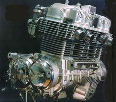 Honda 750 moteur
