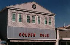 The Golden Rule, Main Street, Yerington, NV  A general clothing store