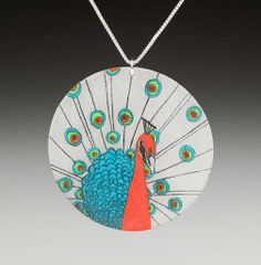 Awesome Shrink Plastic Jewelry by Passionflower - The Beading Gem's Journal