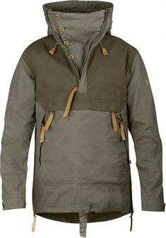 Something like this without all the zipper pulls - Fjall Raven Anorak No. Overpriced, but it looks damn good Outdoor Outfit, Outdoor Gear, Outdoor Range, Parka Outfit, Mode Man, Style Masculin, Looks Cool, Mode Style, Moncler