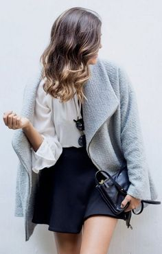 5 SIMPLE RULES FOR CHOOSING YOUR ESSENTIAL COAT « a pair & a spare #simple