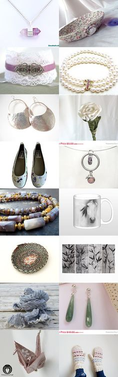 April Showers by Julia on #etsy #treasury #basket #mother Etsy--Pinned with TreasuryPin.com