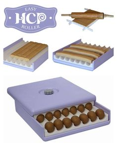 very expensive but if i was a business it would be a must have item   Heavenly Cake Pops Easy Roller