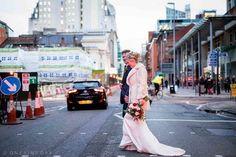 City Centre Wedding Photography