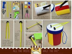 Printing Ideas Useful Drum Craft How To Make Key: 5913662682