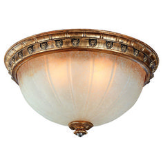 L Opera 4 Light Flush Mount by Corbett Lighting - http://www.lightopiaonline.com/l-opera-4-light-flush-mount.html