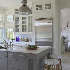 Two Sinks in Kitchen Island