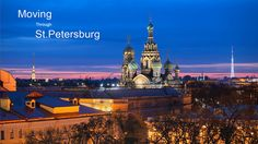 Moving through St.Petersburg by geoff tompkinson. A mainly hyperlapse tour through St.Petersburg - Now with original music score by Vincent Jacq
