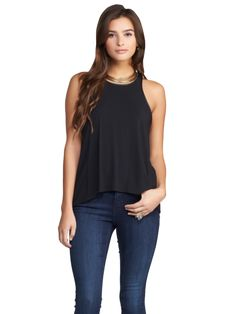 Bo Top in Black