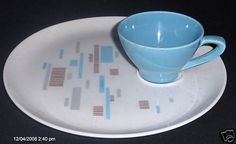 Atomic plate and cup