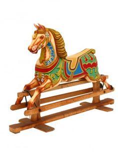 Carousel Rocking Horse Prop