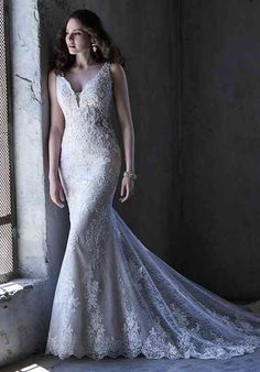 Bridal Gowns, Wedding Gowns, Backless Wedding, Champagne Gown, Maggie Sottero Wedding Dresses, Wedding Dress Pictures, Dress Out, Dress Lace, Girls Dresses