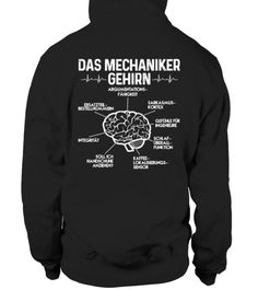 Das Mechaniker Gehirn | Teezily | Buy, Create & Sell T-shirts to turn your ideas into reality