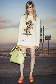 Coach Spring 2015 RTW – Runway – Vogue