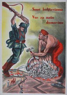 Smrt boljsevizmu Vse za naso domovino