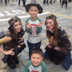 @usj_official Tommy and Mikey with #sexy #japanese #commando #girls