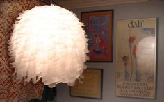 Pendant Lamp makeover for under $12: http://www.apartmenttherapy.com/look-pendant-lamp-makeover-for-73260
