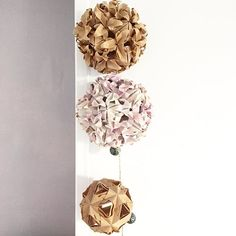 #origami #origamiball #origamiflower #papercraft #paper #handmade #artpaper #craft
