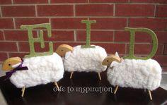 Eid Lambs.