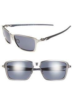 f806aa1c90 Mens Oakley Tincan Carbon 58mm Polarized Sunglasses - Satin Chrome  Grey