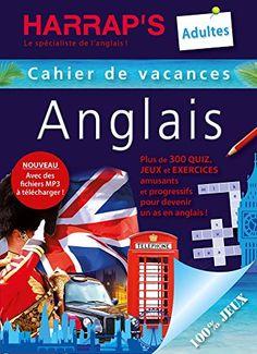 Télécharger Livre Harrap's Cahier de vacances anglais adultes Ebook PDF Book Gratuit Harrap's Cahier de vacances anglais adultes Ebook Download