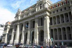 Palacio de Justicia de la Nación (màs conocido como Palacio deTribunales), CABA, Argentina
