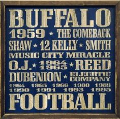 buffalo bills decor ideas - Google Search
