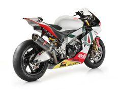 Aprilia RSV4 superbike, Alitalia/Biaggi bike