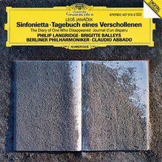 """De álbum """"Janácek: Sinfonietta; The Diary of One Who Disappeared"""" del Berliner Philharmoniker en Napster"""