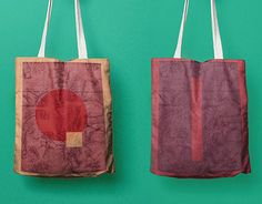 """Check out new work on my @Behance portfolio: """"Tote bag designs"""" http://on.be.net/1UWOz5N"""