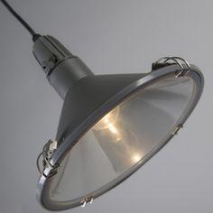 Lámpara colgante VIDA gris oscuro  IP44 #iluminacon #decoracion #interiorismo