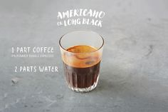 americano coffee Our friend and coffee expert John Quilter gives you the low-down on how to make your favourite coffee at home from lattes to mochas and all in between! Coffee Type, Coffee Pods, Great Coffee, Coffee Art, Coffee Shop, Coffee Beans, Coffee Club, Coffee Lovers, Nitro Coffee