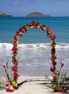 boda en la playa | Preparar tu boda es facilisimo.com