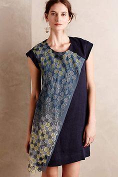 Mizuko Linen Dress - anthropologie.com
