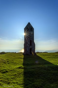 The Pepperpot (St Catherine's Oratory), Head Down, England