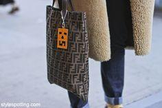 9d85d8ad55f3 75 Best Fendi bag street style images