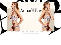 """http://www.annaandboy.com    """"Australian swimwear label Anna & Boy has become known as the go-to label for beach cool, providing vibrant and refreshing designer swimwear for both men and women in an eclectic array of prints."""" - Vogue.com.au"""