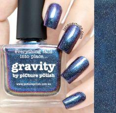 Gravity nails MUAH