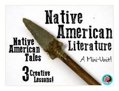 American literature timeline american lit pinterest american native american literature a mini unit trickster tale package included fandeluxe Gallery