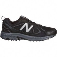 New Balance Men s 410 Trail Running Shoes (Black Dark Grey 26f29b2e1