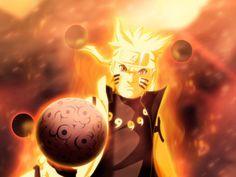 Naruto, sage of the six path figurine!!