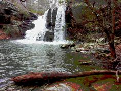 Cheaha falls ...Alabama
