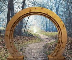 how to build a moon gate - Google Search