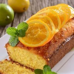 Whole orange cake Lactose Free Recipes, Gluten Free Baking, Food Cakes, Sin Gluten, Whole Orange Cake, Healthy Cake, Chocolate Desserts, Cake Recipes, Food And Drink
