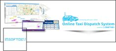 Booking and Dispatcher, Apps for the drivers and passengers. In one single place.