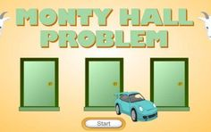 The Monty Hall Problem is a famous probability puzzle inspired by the show Let's Make a Deal. Learn all about how it works in this fun high school math activity
